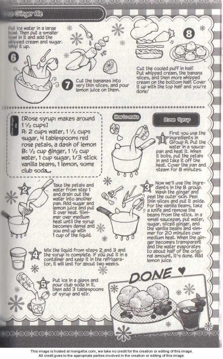 Kitchen Princess 15.5 Page 5 | Menu | Pinterest | Ginger ale, Ale ...