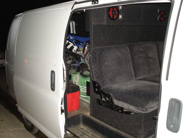 Ultimate Moto Van For Sale Van For Sale Vans Bike Transporting