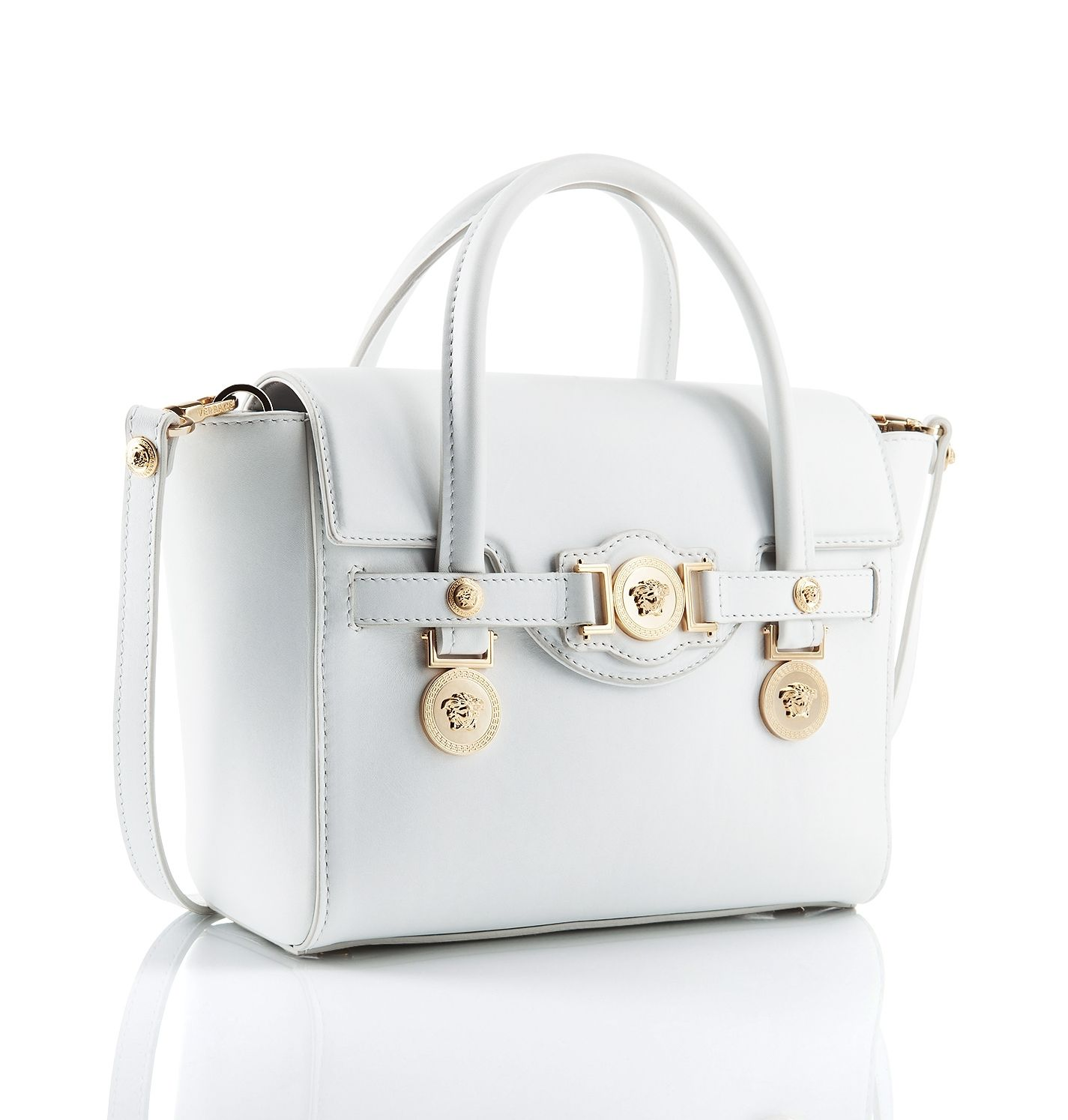 eb6c193337 The small Versace Signature bag.  VersaceSignatureBag  Versace - Princess  Diana carried a similar Versace handbag