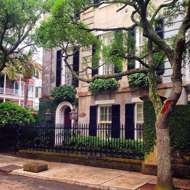 Charleston Sc Homes: Legare Street #charleston #historiccharleston