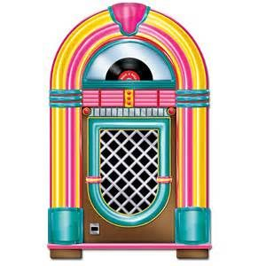 Image result for 50s jukebox clipart