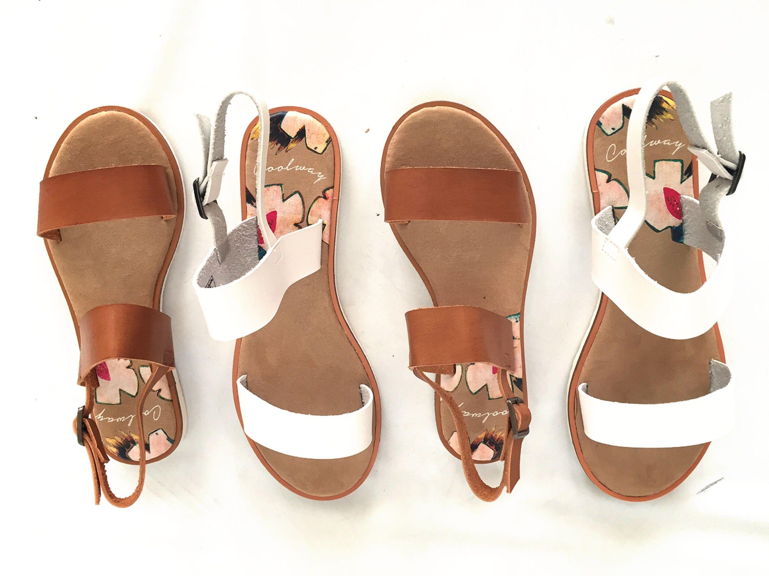 ea330f7af New Collection!   Sandalias planas morel de Coolway Spain. ¡Tus ...