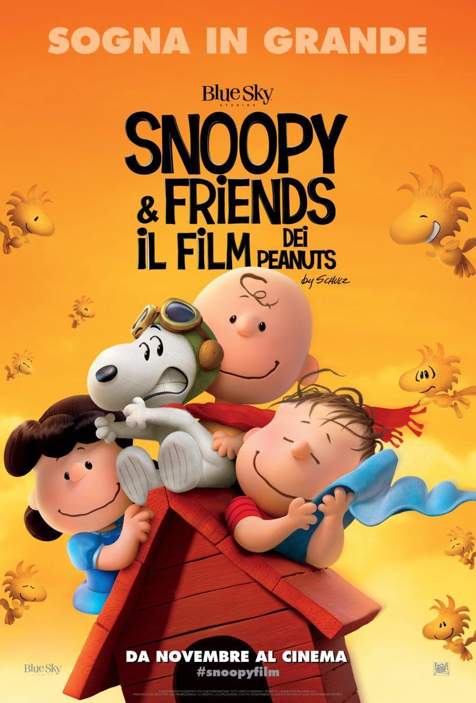 Snoopy Friends Il Film Dei Peanuts With Images Peanuts