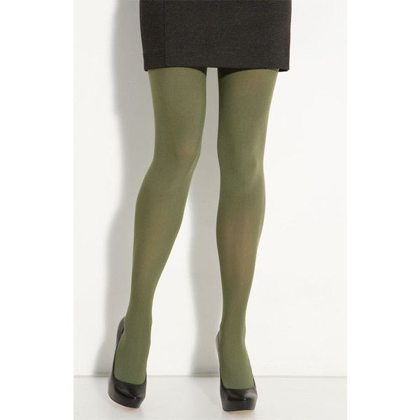 84ecacf3764 Women s Commando Ultimate Opaque Matte Tights (£27) ❤ liked on Polyvore  featuring intimates