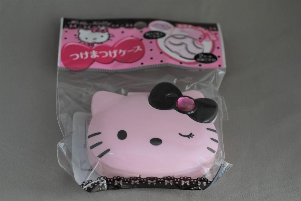 New Daiso Japan Hello Kitty False Eyelash Case Fs 4905687222270
