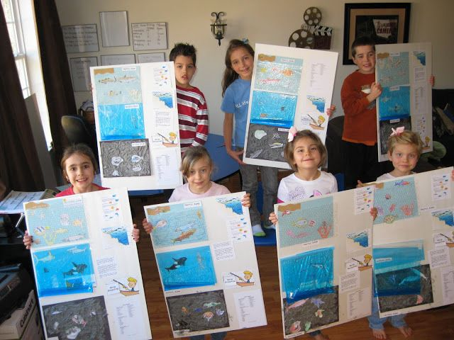 Sola gratia mom cc week 19 ocean zones project swimming today we did our project on our science memory work we made a fun sensory project on the three ocean zones here is how i did it sciox Image collections