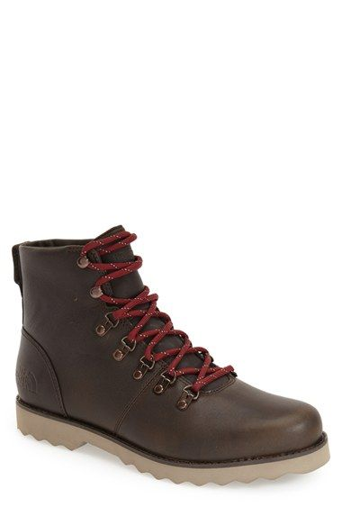 862e387f5 The North Face 'Ballard II' Waterproof Leather Boot (Men) available ...