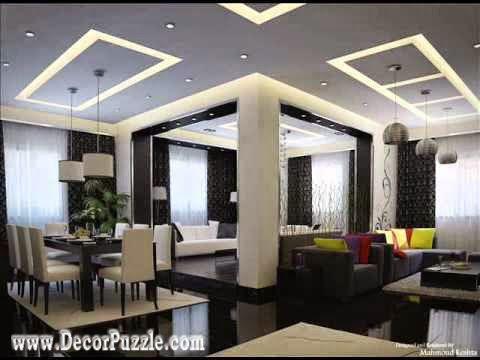 Modern Pop Designs For Home Plaster Of Paris Ceiling Design 2015 Ceiling Design Modern Interior Design False Ceiling Design