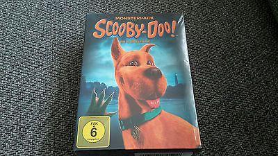 SCOOBY-DOO Monsterpack Die 4 Spielfilme 4 DVD's Box - NEU OVP RARsparen25.com , sparen25.de , sparen25.info