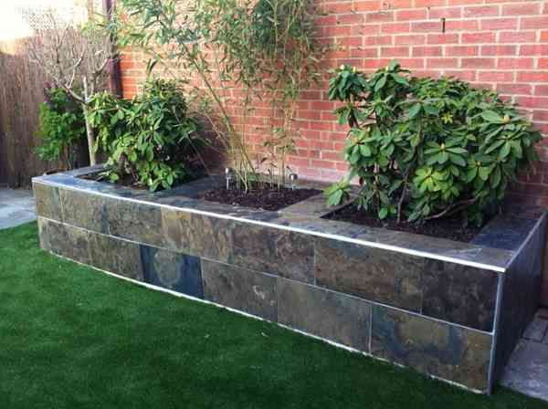 Creative raised flower bed ideas garden paradise for Garden bed ideas