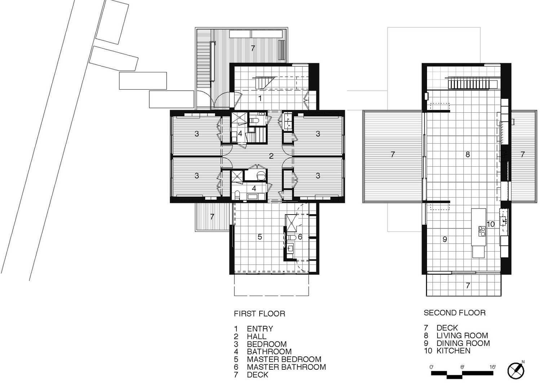 beach walk house fire island new york fresh palace click 4 pics - Second Floor Floor Plans