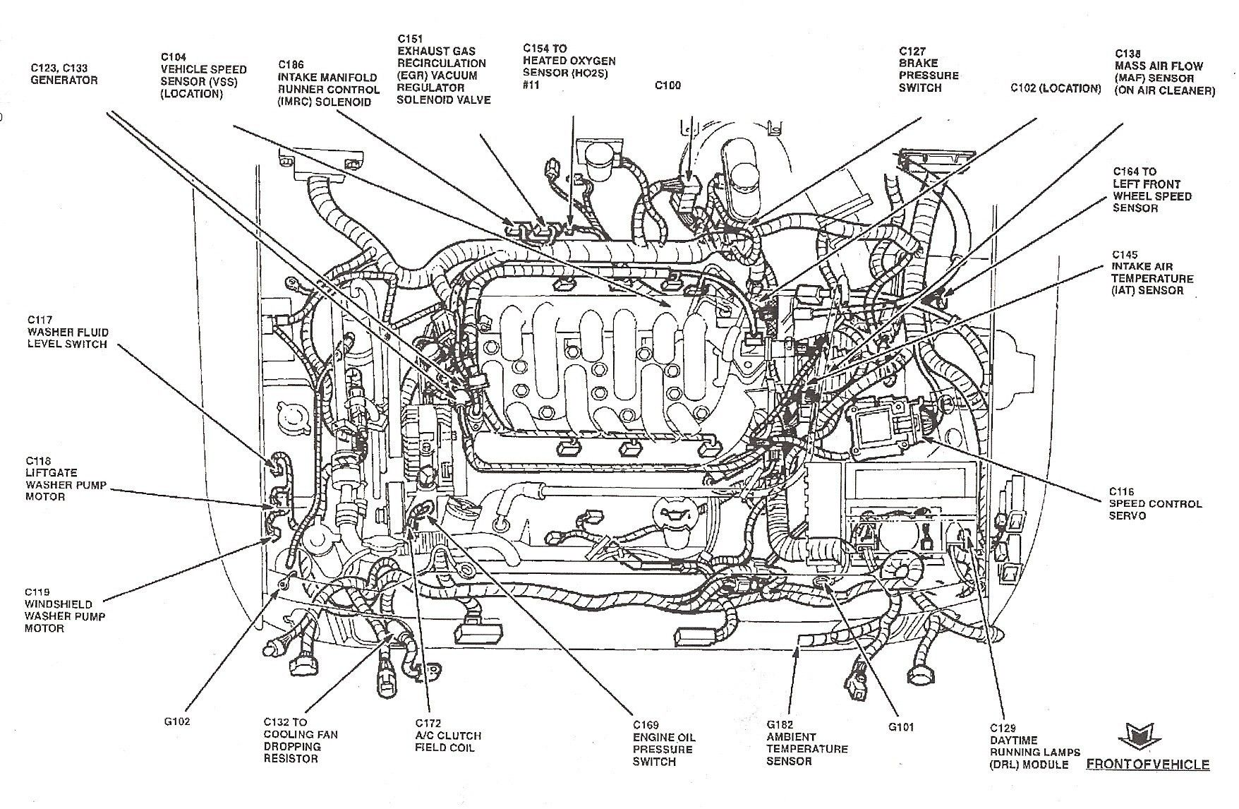 New Automotive Engine Wiring Diagram Diagramsample