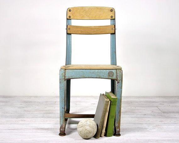 vintage child s school chair school chairs and children s