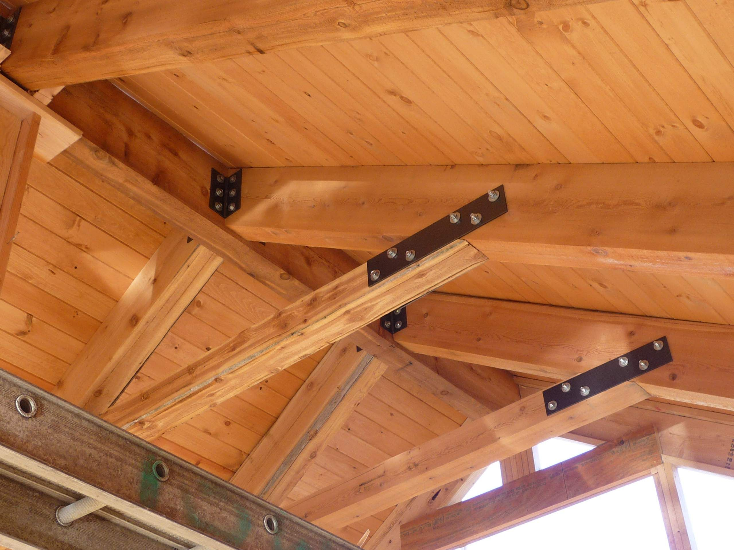 Structural Insulated Panels Ray Core Building Systems Sips Structural Insulated Panels Insulated Panels Vaulted Ceiling