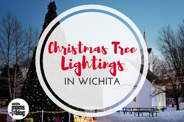 Christmas Tree Lightings In Around Wichita 2019 Christmas Tree Lighting Tree Lighting Christmas Tree