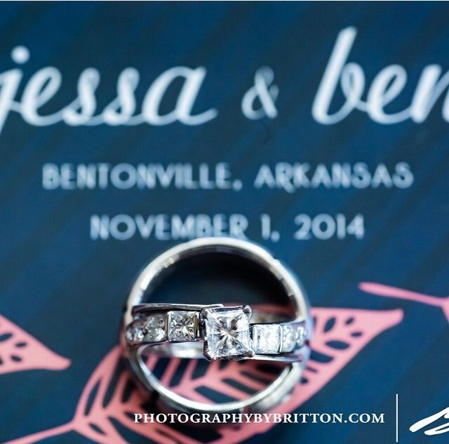 Jessa and bens ring