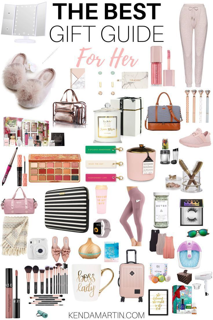 THE ULTIMATE 2019 HOLIDAY GIFT GUIDE FOR HER | KENDA MARTIN