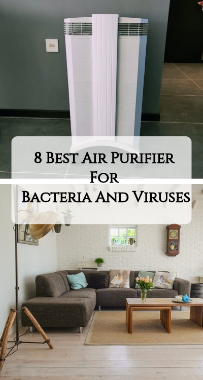 8 Best Air Purifier For Bacteria And Viruses 2020 In 2020 Air Purifier Best Blogs Best