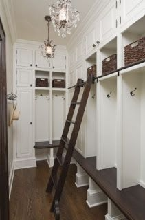 Bisou Bisou: Walk-in Closet Designs - um, yes please!