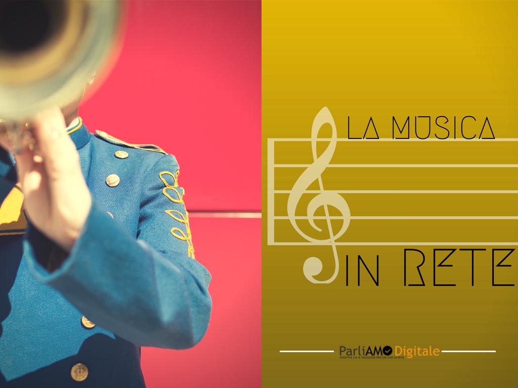La #musica è sempre più digital