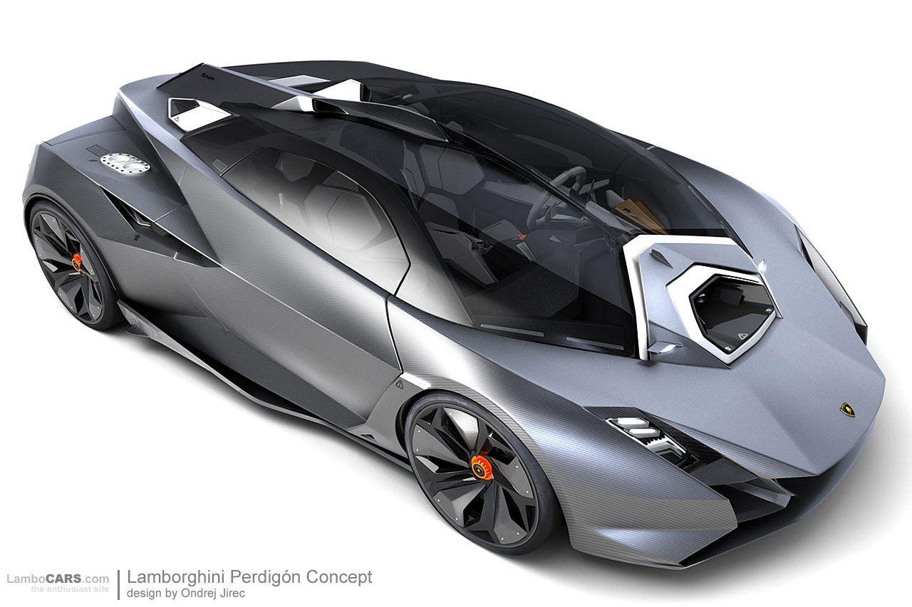 Lamborghini Pertigon Concept Lamborghini Concept Concept Cars New Car Photo
