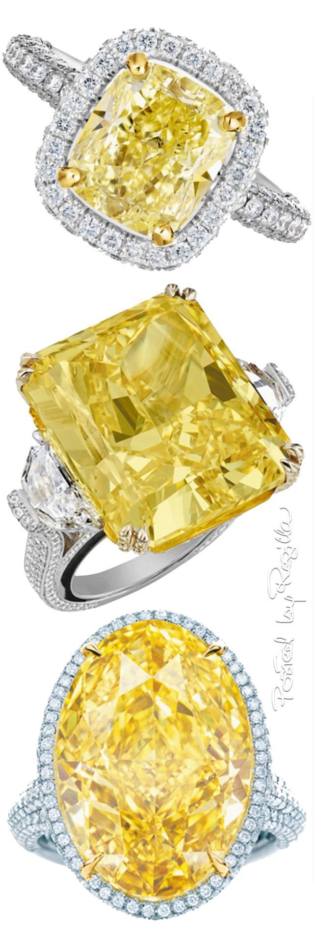 Regilla from the top de beers chopard tiffany completos