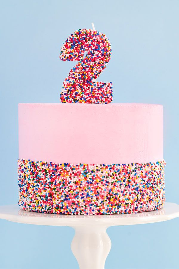Admirable Ultimate Diy Sprinkle Cake Recipe With Images Sprinkle Cake Personalised Birthday Cards Paralily Jamesorg