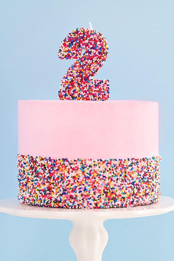 Groovy Ultimate Diy Sprinkle Cake Recipe With Images Sprinkle Cake Personalised Birthday Cards Epsylily Jamesorg