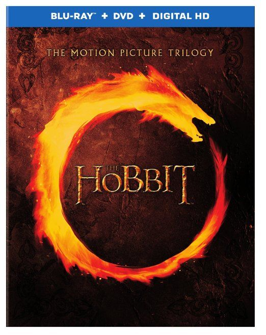 #amazon Hobbit, The: Motion Picture Blu-Ray Trilogy - $49.99 (save 14%) #hobbit #the #various