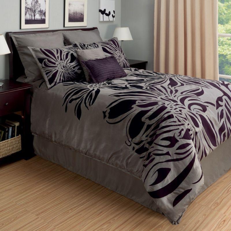 Idea Nuova Inc Belleville 8 Piece Comforter Set | bedding ...
