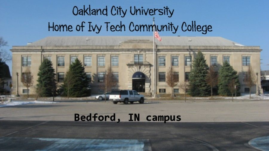 One of my three campuses. . . . Oakland city university