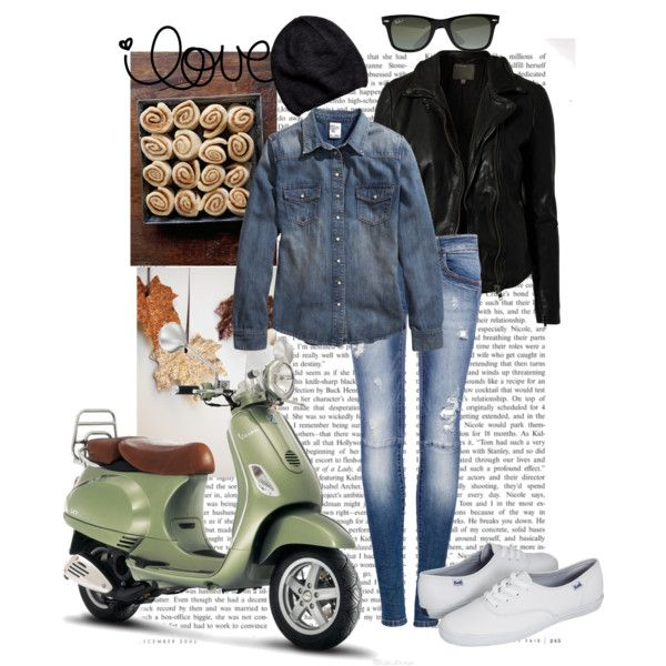 """an autumn day"" by roxcherie on Polyvore"