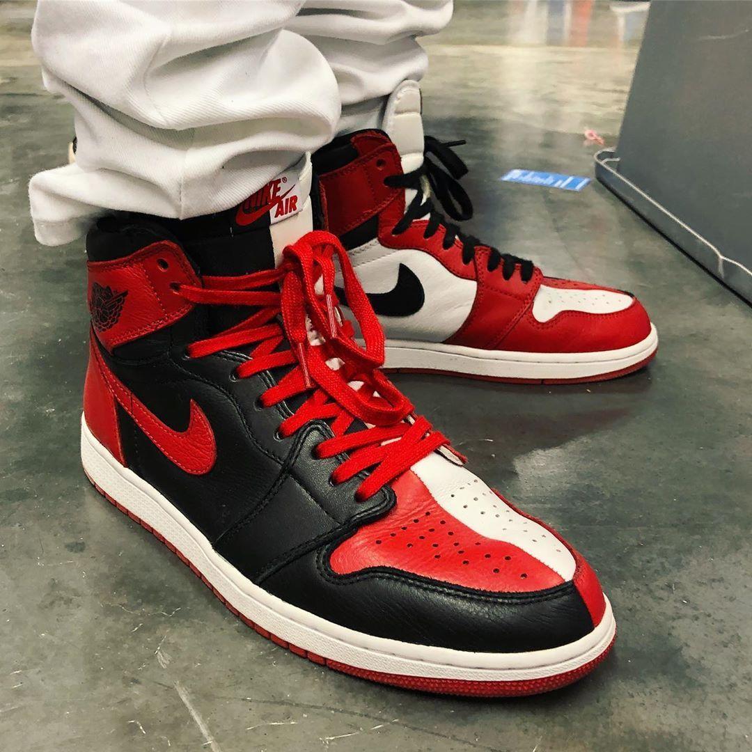 Air jordan 1 homage to home air jordans sneakers nike