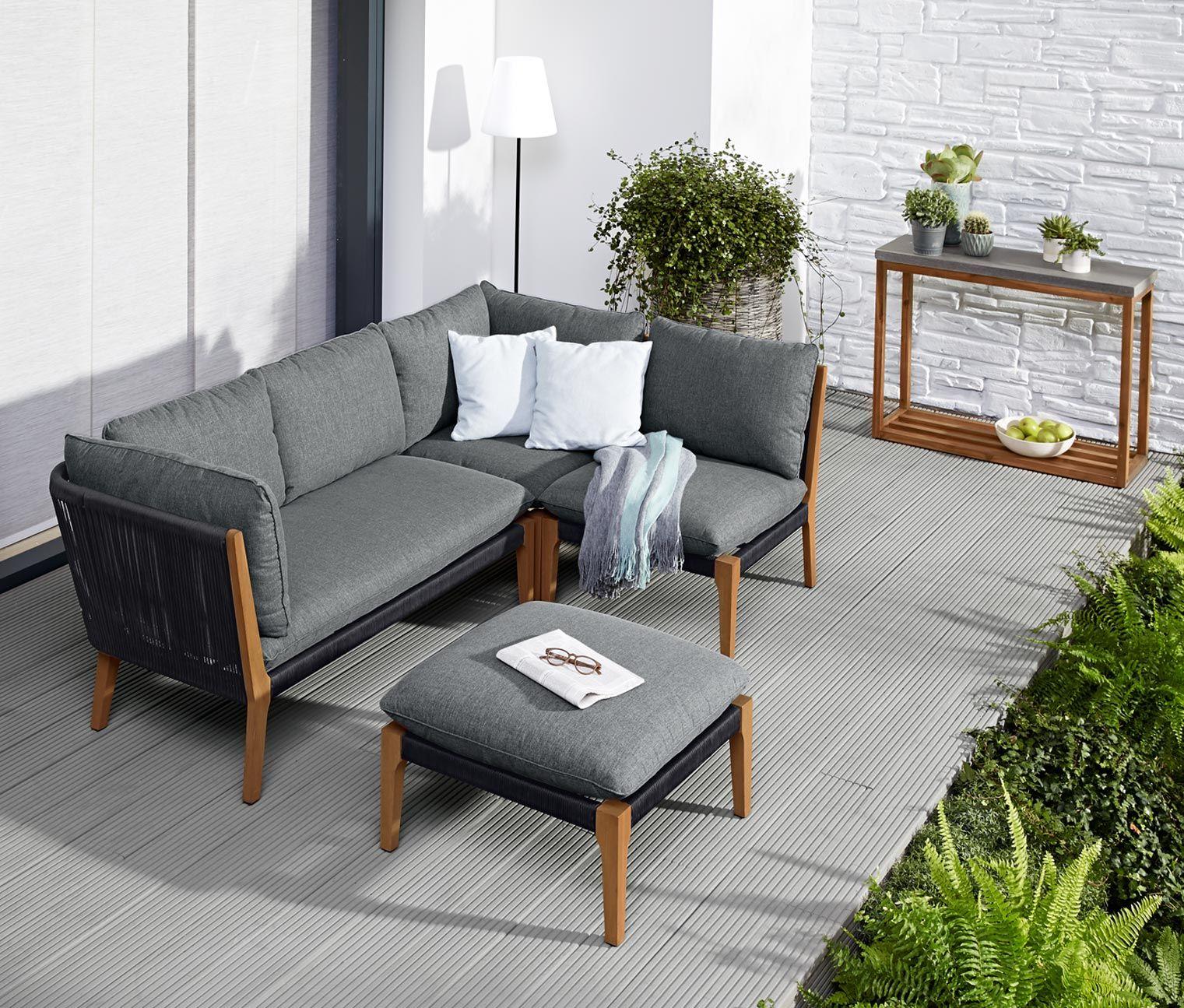 Loungemobel Mittelteil Online Bestellen Bei Tchibo 355721 Lounge Mobel Lounge Mobel Terasse Lounge Mobel Balkon
