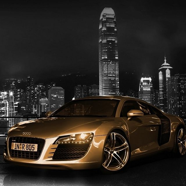 My Dream Car. Audi R8 -- Curated By: Towright Towing