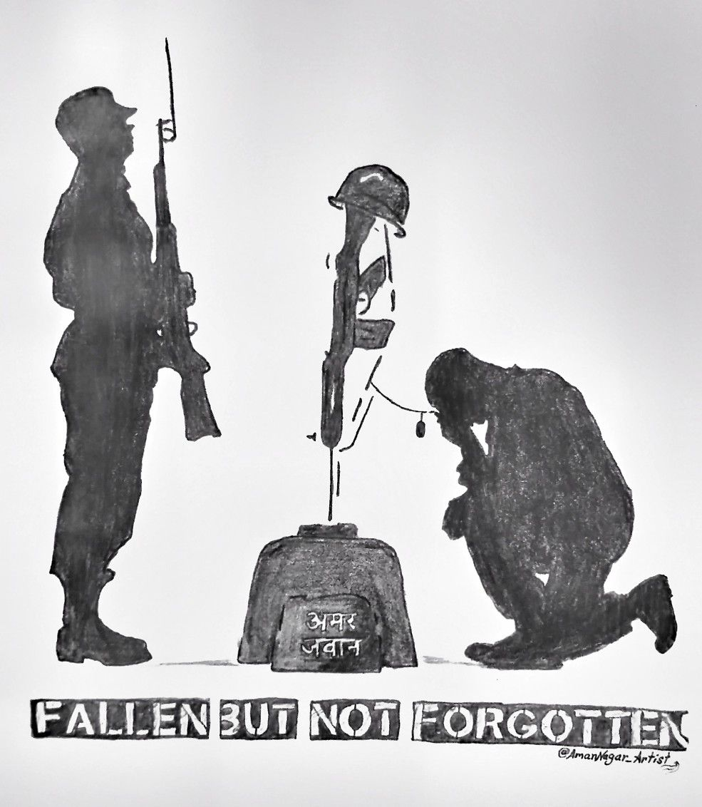 Rip On Solders India Indian Army Solders Rip To Army