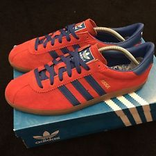 pretty nice 0c37f be3f0 Adidas Rouge City Series UK10 Deadstock Bern Stockholm Dublin Malmo Hamburg   CitySeries
