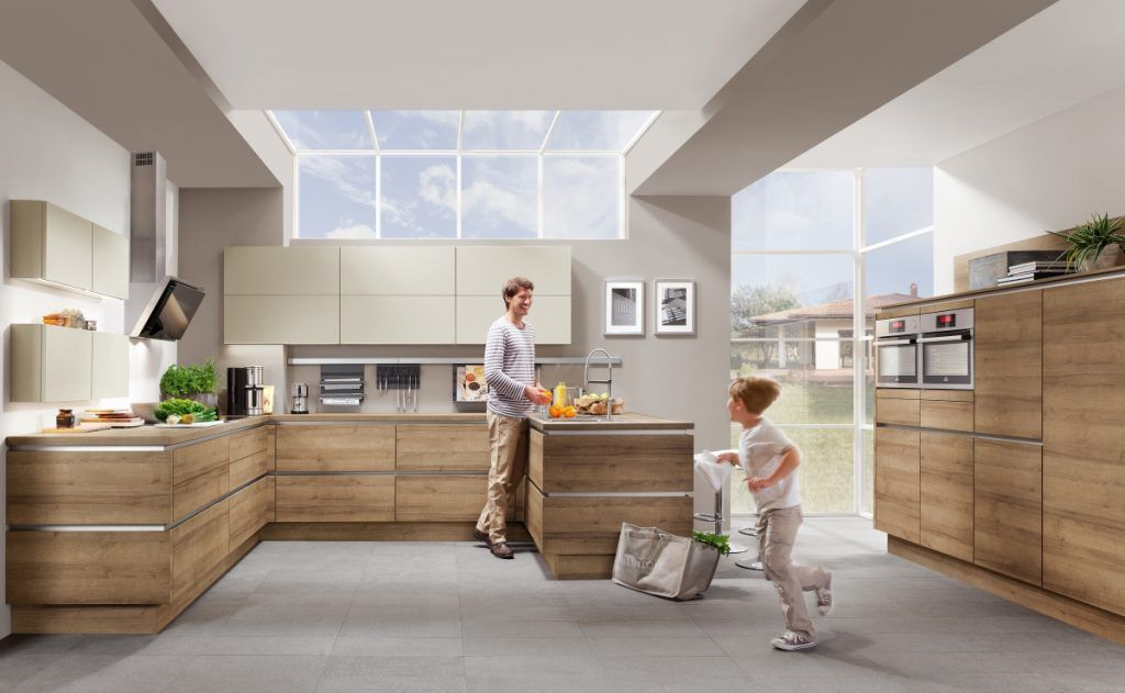 Wood Kitchens German Kitchens Direct German Kitchen Nobilia Kitchen Kitchens Direct