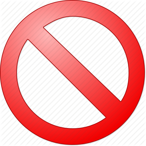Image Result For No Entry Icon Peace Symbol Symbols Image