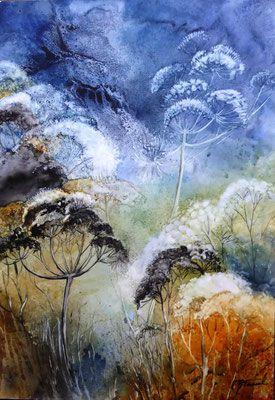 Floralite 50x50cm Site De Roselynefarail Abstraktnoe