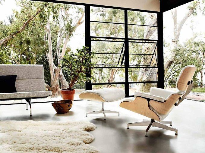 Klassiker Mit Zeitlosem Charme: Eames Chair