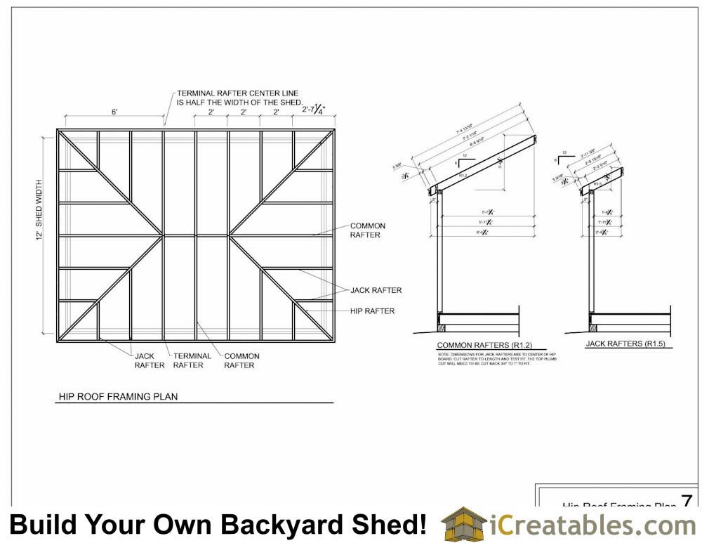 Hip Roof Vs Gable Roof And Its Advantages Disadvantages Shed Design Plans Roof Plan Hip Roof