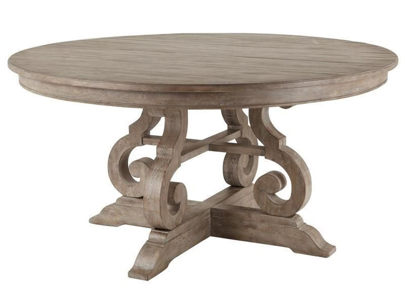 Tinley Park 60 Round Table 60 Round Dining Table Wood Dining