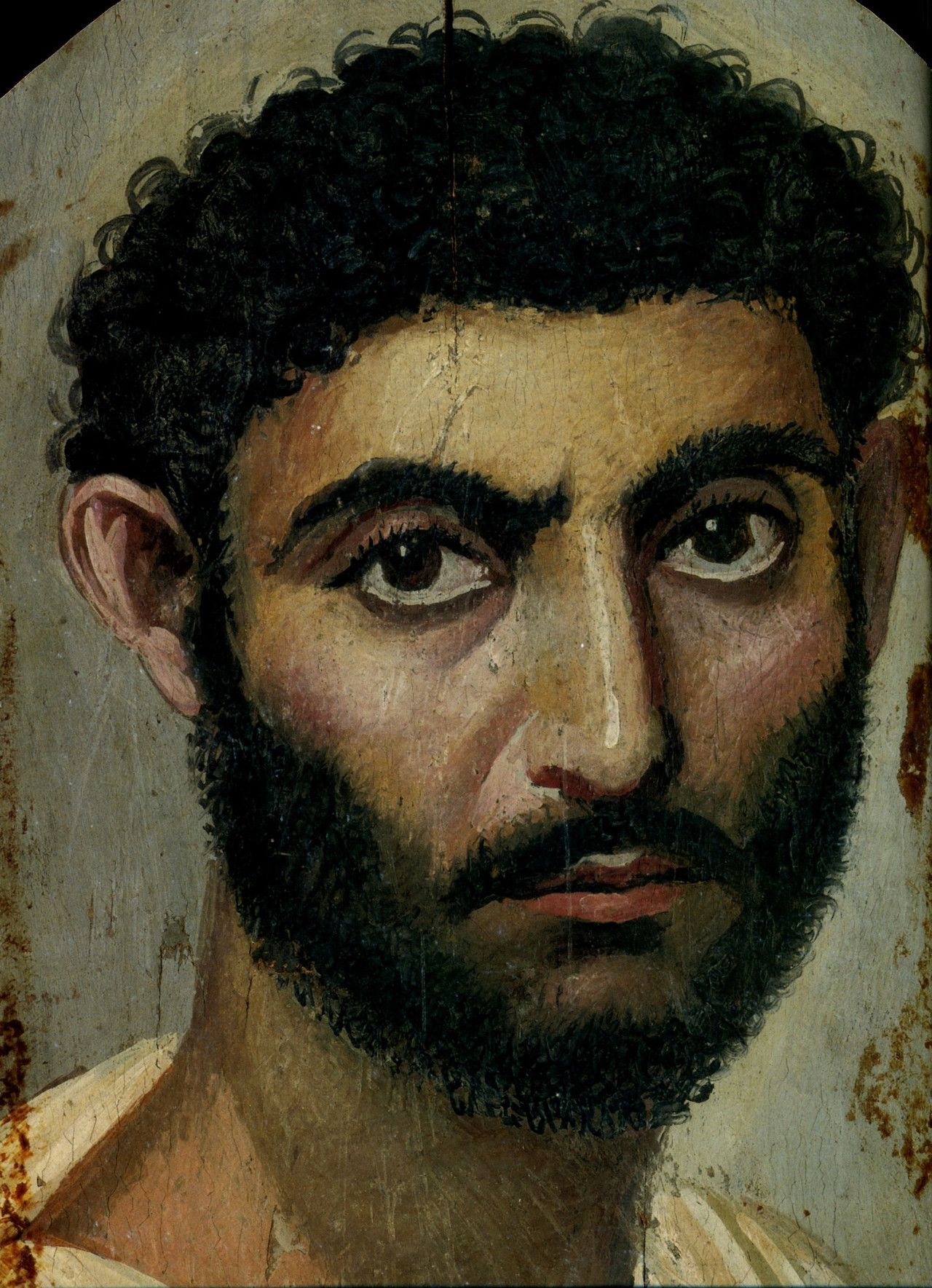 Pittura Romana Fayum Ancient Art John Berger Coptic Mummy Portraits Fayum