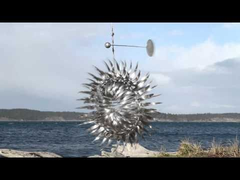 Vlast-O-Spline - YouTube | Anthony Howe Sculpture | Pinterest ...