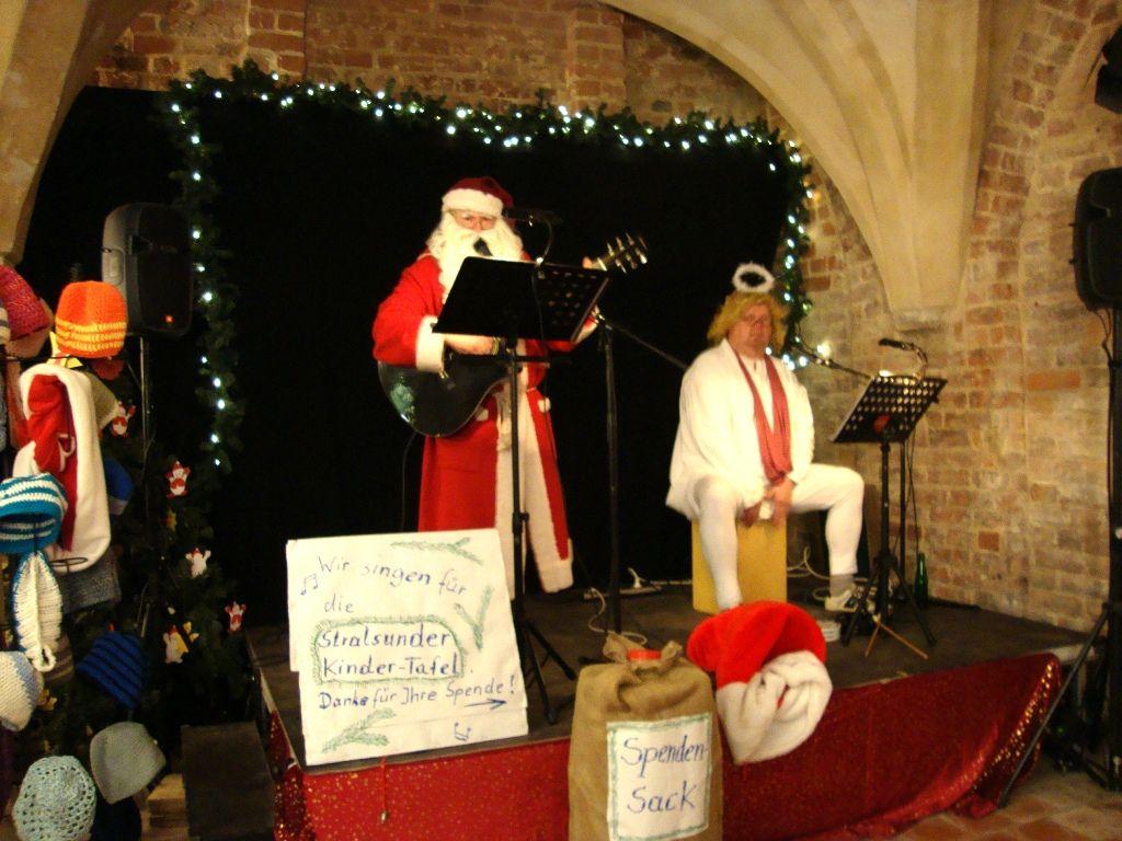Julmusikanter