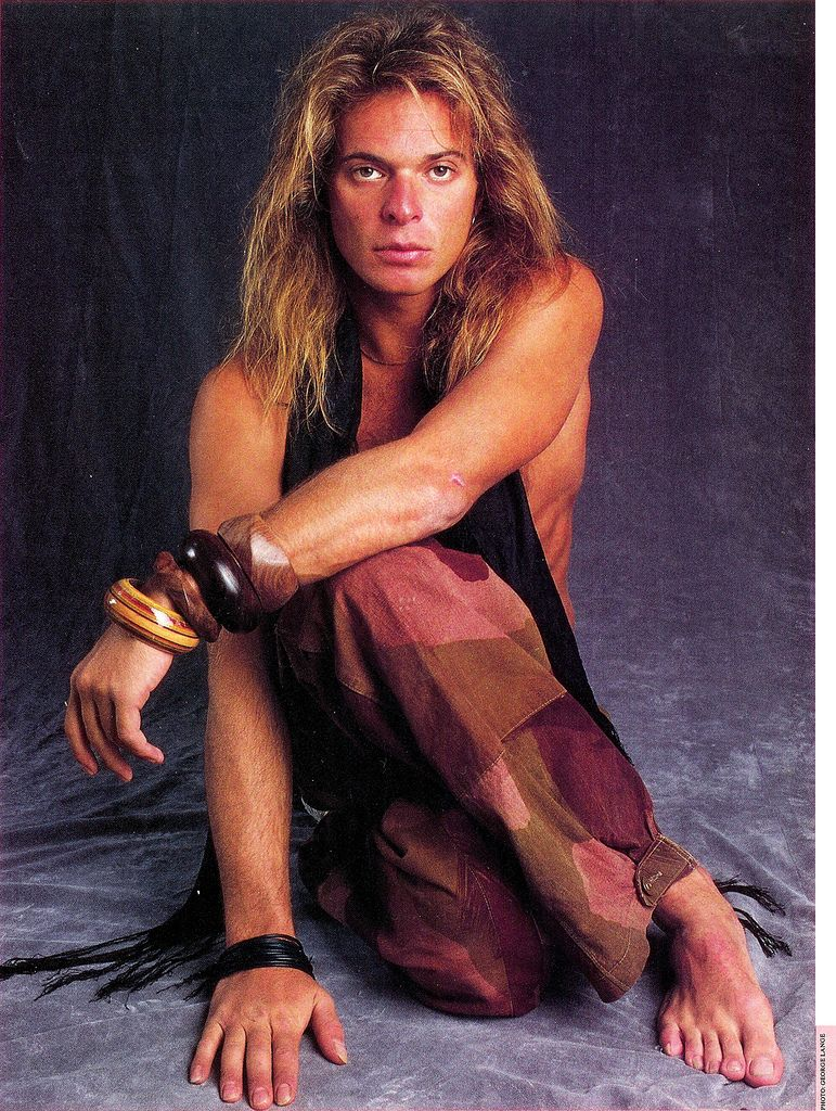 Http P4st0ral Tumblr Com Post 31530172506 Menonrugs Imagine This David Lee Roth But On A Van Halen Classic Rock And Roll
