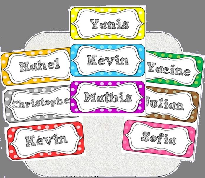 etiquettes pr noms des l ves cole pinterest tiquette pr nom pr noms enfant et cr er. Black Bedroom Furniture Sets. Home Design Ideas