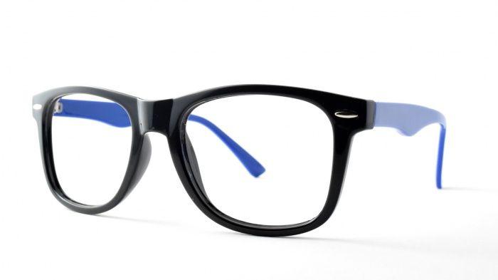 TONY 64 Black-Blue