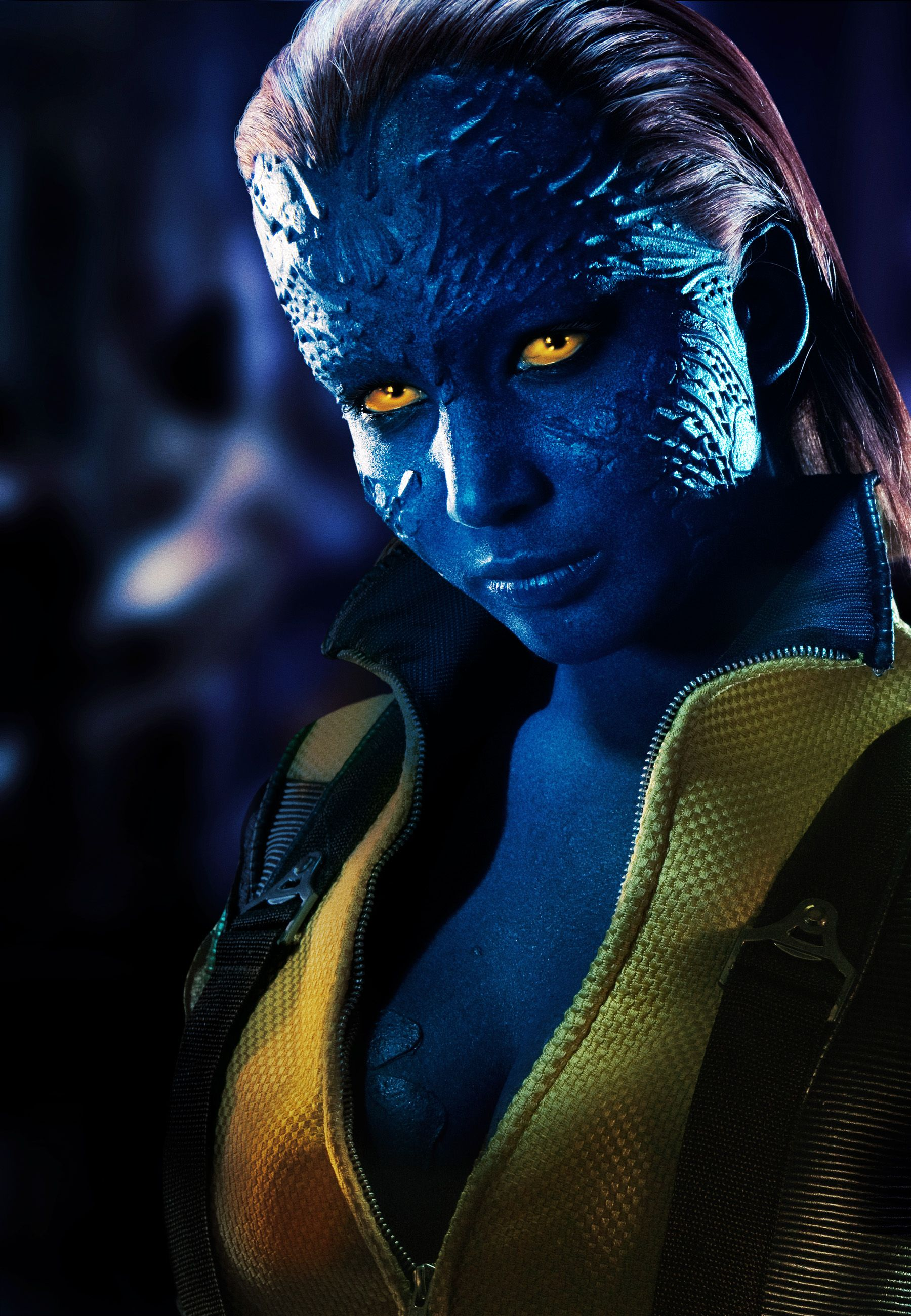 Pin By Marie Babcock On Avengers Assemble Jennifer Lawrence Mystique Mystique Marvel Marvel Heroes